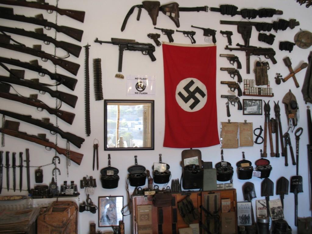 Askyfou - velmi zajímavé soukromé muzeum