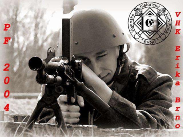 PF 2004 - československá jednotka