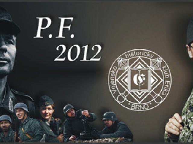 PF 2011 sekce Německá historická jednotka