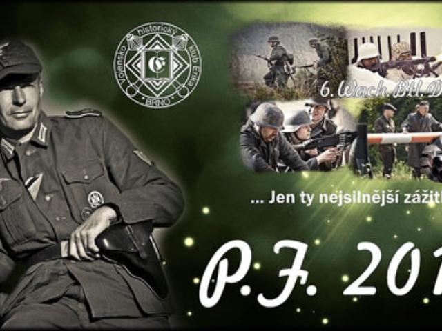 PF 2014 sekce Německá historická jednotka