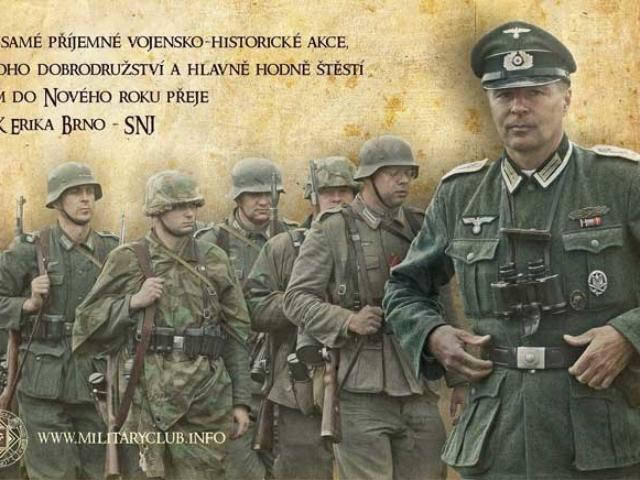 PF 2018 sekce Německá historická jednotka